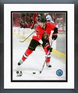 Ottawa Senators Curtis Lazar 2014-15 Action Framed Photo