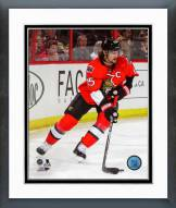Ottawa Senators Erik Karlsson 2014-15 Action Framed Photo