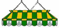 "Green Bay Packers NFL Team 40"" Rectangular Stained Glass Shade"