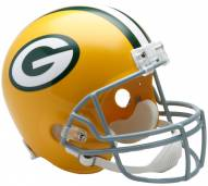 Riddell Green Bay Packers 1961-79 Deluxe Replica Throwback NFL Football Helmet