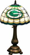 Green Bay Packers NFL Stained Glass Table Lamp