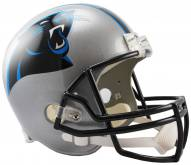 Riddell Carolina Panthers Deluxe Replica NFL Football Helmet