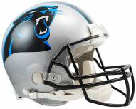 Riddell Carolina Panthers Authentic Pro Line Full-Size NFL Football Helmet