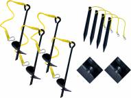 Park & Sun Volleyball Sand Auger Set