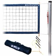 Park & Sun Tournament 4000 Volleyball Net Set with Telescoping Poles