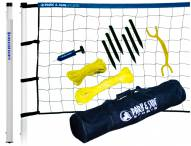 Park & Sun Player III Sport Level Volleyball Net System