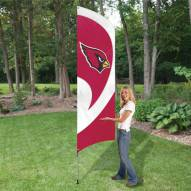 Arizona Cardinals NFL Tall Team Flag