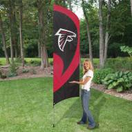 Atlanta Falcons NFL Tall Team Flag