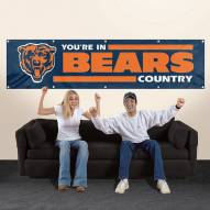 Chicago Bears NFL 8' Banner