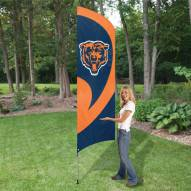 Chicago Bears NFL Tall Team Flag