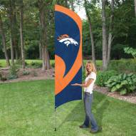 Denver Broncos NFL Tall Team Flag