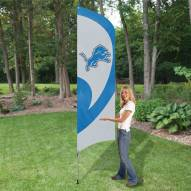 Detroit Lions NFL Tall Team Flag