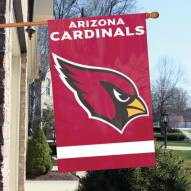Arizona Cardinals NFL Embroidered / Applique 2 - Sided Flag