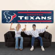 Houston Texans NFL 8' Banner