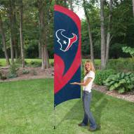 Houston Texans NFL Tall Team Flag