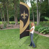 New Orleans Saints NFL Tall Team Flag