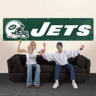 New York Jets NFL 8' Banner