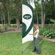 New York Jets NFL Tall Team Flag