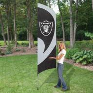 Oakland Raiders NFL Tall Team Flag