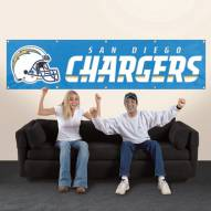 San Diego Chargers NFL 8' Banner