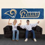St. Louis Rams NFL 8' Banner