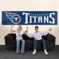 Tennessee Titans NFL 8' Banner