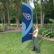 Tennessee Titans NFL Tall Team Flag