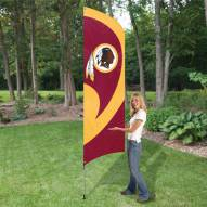 Washington Redskins NFL Tall Team Flag