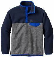 Patagonia Boys Lightweight Synchilla Snap-T Pullover - Closeout Fall 2016