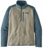 Patagonia Custom Men's Better Sweater 1/4 Zip - FREE Embroidery