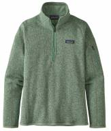 Patagonia Custom Women's Better Sweater 1/4 Zip - FREE Embroidery