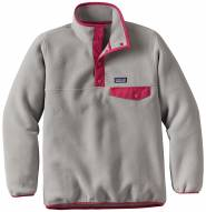 Patagonia Girls Lightweight Synchilla Snap-T Pullover - Closeout Fall 2016