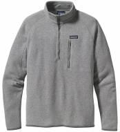 Patagonia Men's Better Sweater 1/4 Zip Fleece Jacket - Past Season