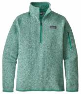 Patagonia Womens Better Sweater 1/4 Zip Fleece Jacket