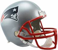Riddell New England Patriots Deluxe Replica NFL Football Helmet