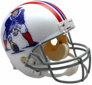 Riddell New England Patriots 1965-81 Deluxe Replica Throwback NFL Football Helmet