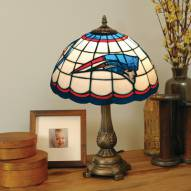 New England Patriots NFL Stained Glass Table Lamp