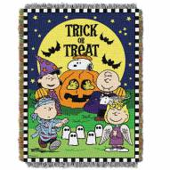 Peanuts Spooky Gang Throw Blanket