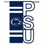 """Penn State Nittany Lions 28"""" x 44"""" Applique Flag"""