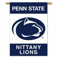 "Penn State Nittany Lions 28"" x 40"" Two-Sided Banner"