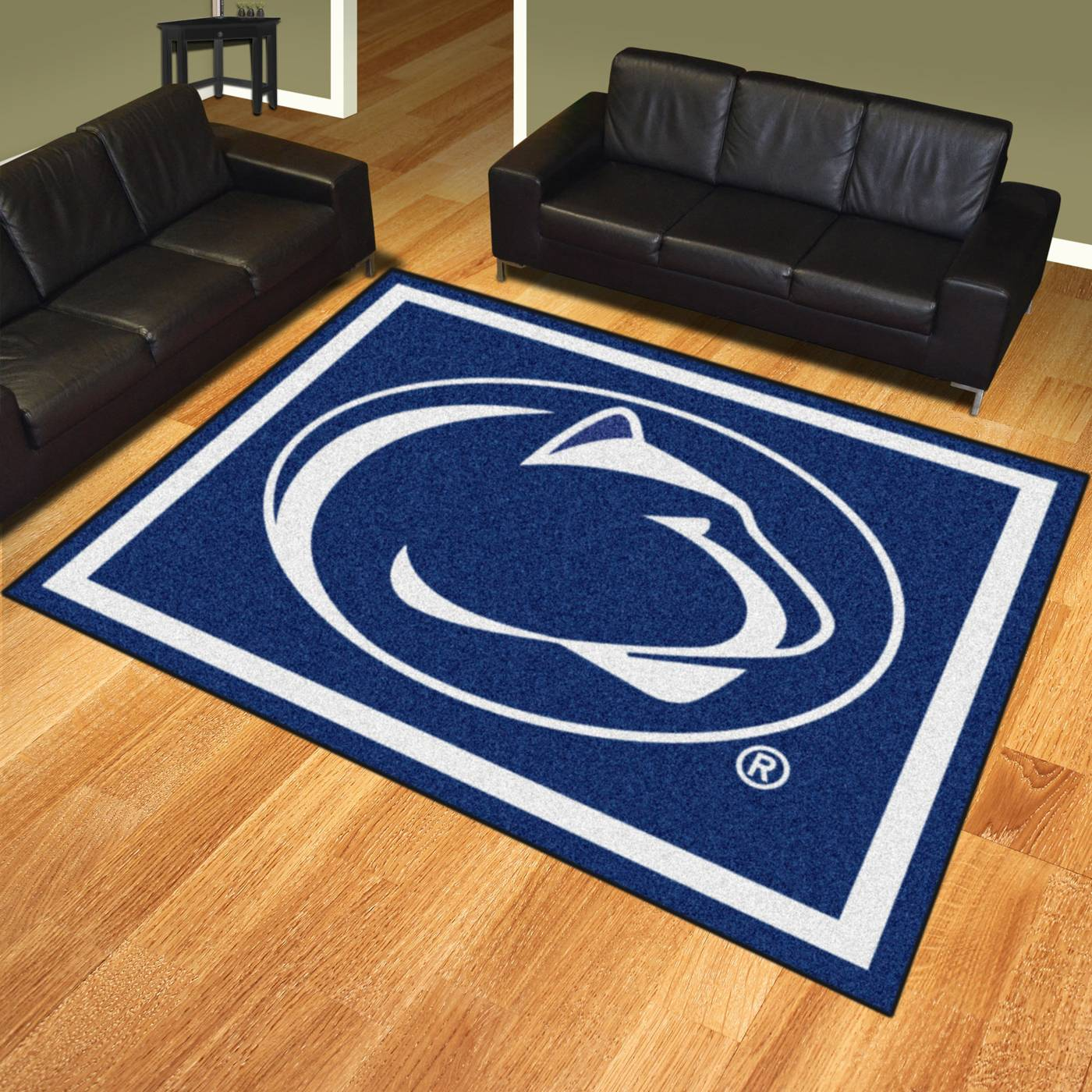 Penn State Nittany Lions 8 X 10 Area Rug