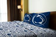 Penn State Nittany Lions Anthem Full Bed Sheets