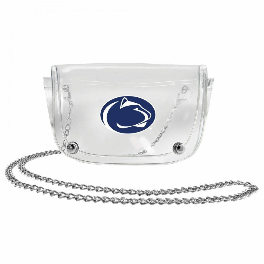 Penn State Nittany Lions Clear Waistpack
