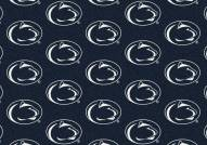 Penn State Nittany Lions College Repeat Area Rug