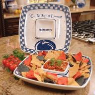 Penn State Nittany Lions Gameday Chip N Dip Dish