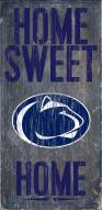 Penn State Nittany Lions Home Sweet Home Wood Sign