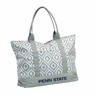 Penn State Nittany Lions Ikat Tote Bag