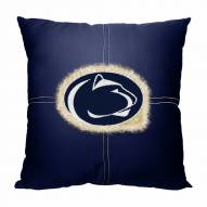 Penn State Nittany Lions Letterman Pillow