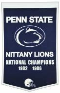 Winning Streak Penn State Nittany Lions NCAA Football Dynasty Banner