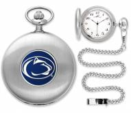 Penn State Nittany Lions Pocket Watch - Silver